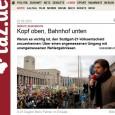 """Ein Kommentar von @zwuckelmann zu dem am 23.05.2012 in der taz veröffentlichten Artikel """"Direkte Demokratie Kopf oben, Bahnhof unten Warum es wichtig ist, den Stuttgart-21-Volksentscheid anzuerkennen: Über einen angemessenen […]"""