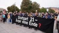 """Die 272. Montagsdemo findet am 18. Mai 2015 ab 18 Uhr auf dem Stuttgarter Schlossplatz statt. Die reguläre Montagsdemo endet mit dem Schwabenstreich. Im Anschluss gibt es """"Texte und Musik […]"""