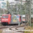 Stuttgart 29.09.12 13:00 Heute Mittag entgleiste ein Zug im Gleisvorfeld an Weiche 227a (die selbe Weiche wie beim letzten Unfall). Der Hauptbahnhof und Zugverkehr wurde gesperrt, da eine Oberleitung auf […]