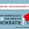 Stuttgart, 07.09.12 Hier sammeln wir Livestreams zur Demo gegen ESM und Fiskalpakt in Karslruhe. Wer seinen Livestream hier eingebunden haben oder einen Stream melden möchte bitte via Twitter @cams21de oder […]