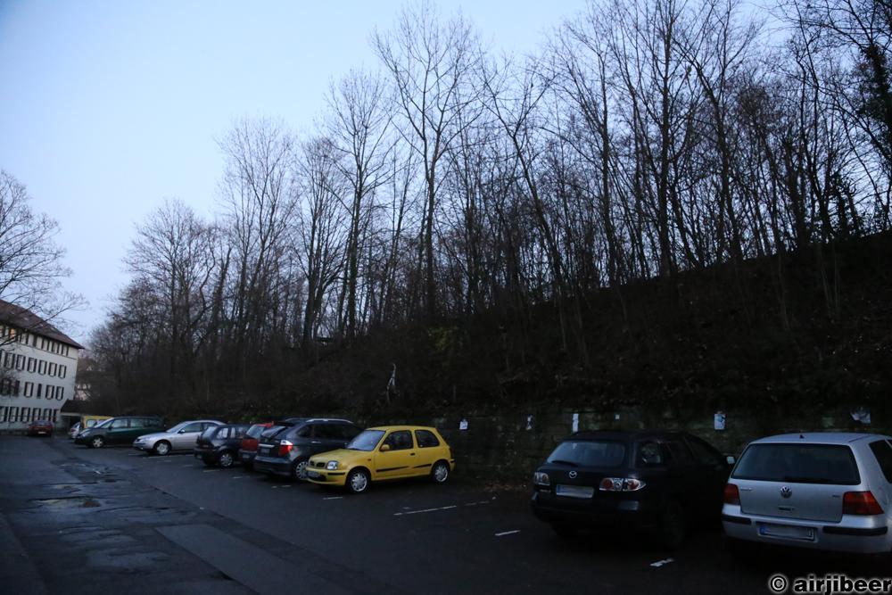 Bahndamm Eisenbahnstr