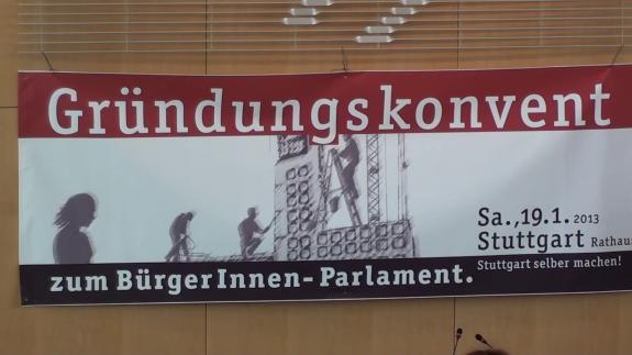 BürgerInnen-Parlament