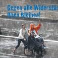 """Eberhard Linckh Redner: Dr. Norbert Bongartz, Sprecher des Aktionsbündnisses gegen S21; """"Auf gut Glück gebaut….""""(PDF) Musik: """"Musikalisches Störfeuer"""": Sandra Hartmann (Gesang) und Gabriele Degenhardt (Klavier) 25.09.2017 / LoB"""