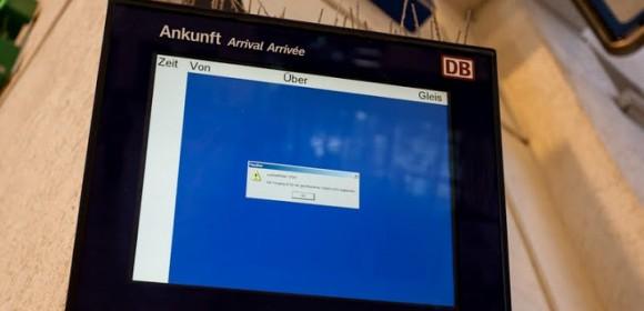 Nun wissen wir also einmal wieder, wer die Schuld an der Unpünktlichkeit der Bahn und der S-Bahn hat. Nicht etwa marodes Material, das zu massiven und regelmäßigen Störungen an Lok […]