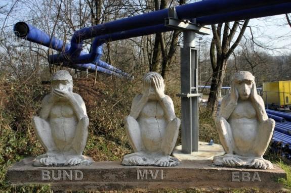 Die heilige Dreifaltigkeit der Bürgerbeteiligung; Stuttgart 2013