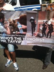 solidemo wer ist terrorist