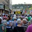 Die 181. Montagsdemo am 22. Juli 2013 findet ab 18 Uhr vor dem Stuttgarter Hauptbahnhof statt. Ab 18:45 Uhr Demozug zur CDU-Kreisgeschäftsstelle, dort Schwabenstreich, siehe Karte unten. Anschließend Offenes Mikrofon in der Leuschnerstraße