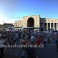 Die 184. Montagsdemo am 12. August 2013 findet ab 18 Uhr vor dem Stuttgarter Hauptbahnhof statt. Ab 18:45 Uhr Demozug zum Marktplatz, dort Schwabenstreich, siehe Karte unten. AnschließendOffenes Mikrofon vor dem Rathaus.