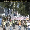Nach dem erfolgreichen Kampagnenauftakt in Kehl und unserem Besuch in Mannheim am 17.8., starten wir in die nächste Stadt entlang der Transportstrecke des Tunnelbohrers. Diesmal besuchen wir das schöne Heidelberg […]