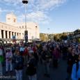 Die 188. Montagsdemo am 9.September 2013 findet ab 18 Uhrvor dem Stuttgarter Hauptbahnhof statt. Ab 18:45 Uhr Demozugzum Schlossplatz dort Schwabenstreich, Anschließend Offenes Mikrofon am Schlossplatz