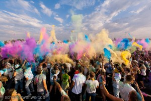 Holi - Festival of Colors - Karlsruhe