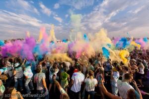 Holi - Festival of Colors - Karlsruhe