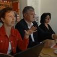 Am Freitag 30.8.2013 erläuterte die Linke in Stuttgart ihre Position zur Bahn und Stuttgart21 und stellte sich den Fragen der Presse. Der Bundesvorsitzende der Linken, Bernd Riexinger, betonte, dass die Linke die einzige Partei sei, welche sich in ihrem Wahlprogramm klar gegen Stuttgart21 ausspricht.