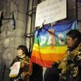 In der vergangenen Woche wurde die Berufung zweier Aktivistinnen verhandelt, die sich vor der Räumung der Straße am Schlossgarten im Januar 2012 an einem Fenstergitter des Südflügels und im Februar […]