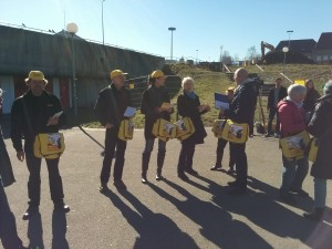 PK Kampagne-Stadtbahnchaos