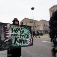 Am 01.02.14 ziehen Demonstranten von der Mahnwache gegen Stuttgart 21, am Stuttgarter Kopfbahnhof, in einer sehr kurzfristig geplanten Kundgebung zum Rosensteinpark. Sie demonstrieren damit gegen die Rodungen am Neckar in […]