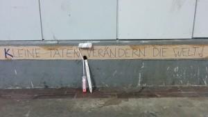 BUNT statt GRAU Untertürkheim