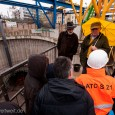 Einen Tag nach der PR-Show öffnet die Bahn ihre Baustelle dem gemeinen Volk. Die ARGE Cannstatter Tunnel macht daraus eine Maschinenschau rund um das Loch. Mehr als die eigens für […]