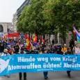 """Unter dem Motto: """"100 Jahre Erster Weltkrieg, 75 Jahre Zweiter Weltkrieg, 15 Jahre Kriegseinsätze der Bundeswehr: Sagt Nein zu Krieg!"""" startete der sog. Ostermarsch am """"AFRICOM"""" in Möhringen und führte […]"""