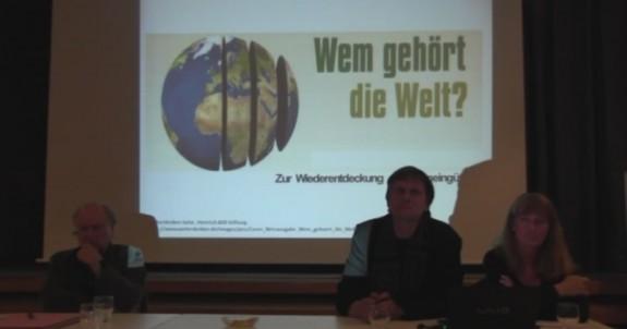 Energie- und Wasserversorgung in Stuttgart 09.04.2014