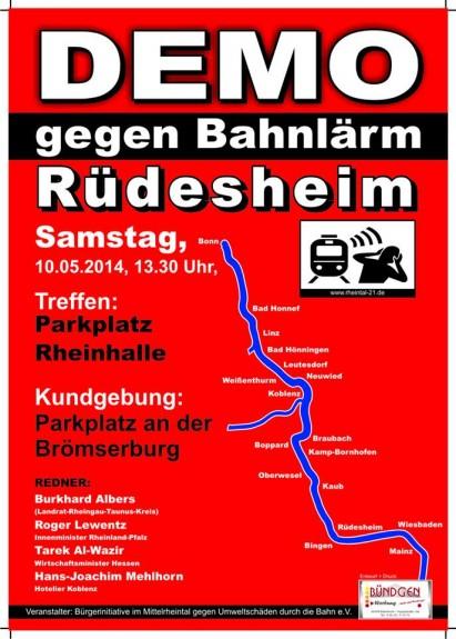 3.Bahnlärmdemo-plakat