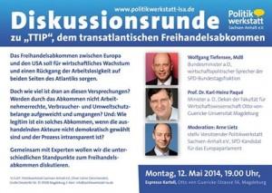 TTIP - Jobmotor oder Demokratiebremse?