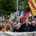 Die 222. Montagsdemo am 19. Mai 2014 findet ab 18 Uhr auf dem Stuttgarter Marktplatz statt. Gegen 18:40 Uhr Demozug über Schillerplatz, Schlossplatz, Bolzstraße, Friedrichstraße, Arnulf-Klett-Platz zum Europaviertel, vor der […]