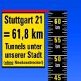 """Immer wieder hört man den Stammtisch-Spruch""""Die bauen Stuttgart 21 doch jetzt. Da ist doch bald ALLES Fertig."""" Dipl.-Ing. Klaus Gebhard hat dieses Thema daher einmal in einer einfachen übersichtlichen Grafik […]"""
