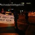 Das Verwaltungsgericht Stuttgart betätigte nun, dass die Polizei am 25.01.2011 unrechtmäßig handelte. Wie in dieser Zeit und viele Monate danach auch, verteilte die Polizei immer wieder gerne willkürliche Platzverweise. Hinweise […]