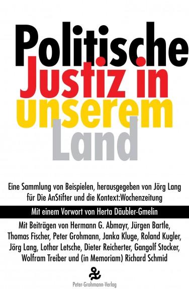 Politische Justiz in unserem Land