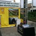 Am Mittwoch den 5. Juni 2014 trafen sich die Parkschützer an der Mahnwache gegenüber vom Stuttgarter Hauptbahnhof, um dort gemeinsam eine Informationssäule aufzustellen. Diese 4,50 Meter hohe Informationssäule, oder […]