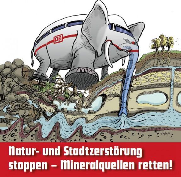 Fyler Diskussionsveranstaltung - Natur und Stadtzerstörung stoppen