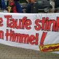 Tunneltaufe die Livestreams Für das Archiv und zum noch mal anschauen findet ihr hier diecams21Livestreams vom Stuttgart 21 Protest rund um die Tunneltaufe PFA 1.2 Fasanenhof in zeitlicher Reihenfolge geordnet. […]