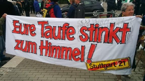 Tunnteltaufe am Fasanenhof 10.07.2014