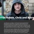 Am 11. Oktober 2014 wurden drei in Deutschland lebenden und freiberufliche Fotojournalisten Ruben Martin Neugebauer, Björn Kietzmann und Christian Grodotzki von der türkischen Polizei in Diyarbakir festgenommen. Sie berichteten dort […]