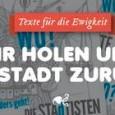 Stuttgart, am 16.Oktober 2014 Podiumsdiskussion im Merlin:  Blogger und Stadtisten machen Politik auf facebook & co., was macht die Politik? Mit Putte (Stadtisten), Dora Asemwald (web-Phänomen) und Britta Mösinger […]