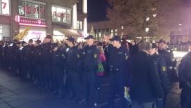 Gestern fand die 246. Montagsdemo auf dem Marktplatz statt. Und wie bereits vergangene Woche endete auch in dieser Woche der Demonstrationszug in der Bolzstraße. Doch im Unterschied zur vergangenen Woche […]