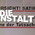 """Normalerweise kommentiert cams21 ja keine Fernsehsendungen, doch diesmal machen wir eine Ausnahme für diepolitische Kabarett-Sendung """"Die Anstalt""""die vom deutschen Fernsehsender ZDF seit dem 4. Februar 2014, als Nachfolger […]"""
