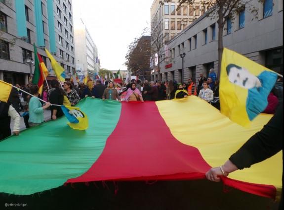 kobane banner fahne 1 01112014