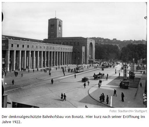 bonatz bau 1922