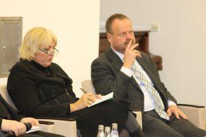 Claudia Roth und Wulf Gallert; Foto: Siegfried Bernd