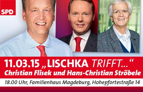 """Talkrunde """"Lischka trifft,..."""""""
