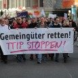 Anlässlich des Global Trade Day veranstaltete am Samstag, den 18.4.2015 das Stuttgarter Aktionsbündnis gemeinsam mit Gewerkschaften, die gesondert dazu aufgerufen hatten, wieder eine Demonstration; diesmal mit mehreren Kundgebungen an verschiedenen […]