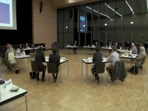Sitzung der Infokommission Neckarwestheim