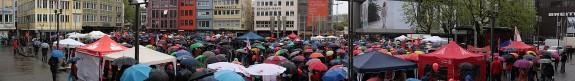 DGB-Kundgebung zum 1.Mai