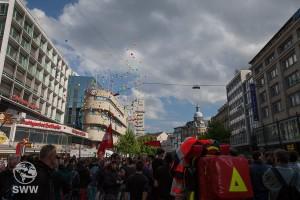 Stuttgart bleibt bunt (Foto: Schäferweltweit)
