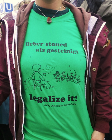 global marijuana march c