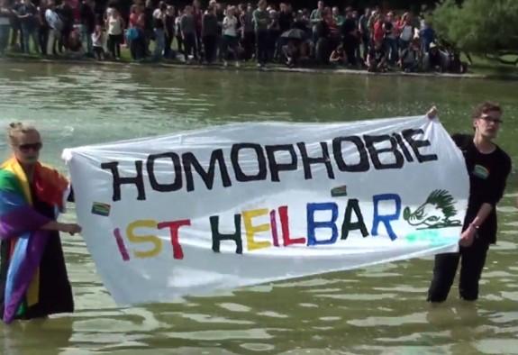 idpet homophobie ist heilbar