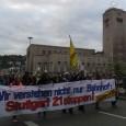 Die 289. Montagsdemo findet am 21. September 2015 ab 18 Uhr auf dem Stuttgarter Schlossplatz statt. Gegen 18.40 Uhr startet der Demozug am Schlossplatz, geht weiter in die Bolzstraße, nach […]