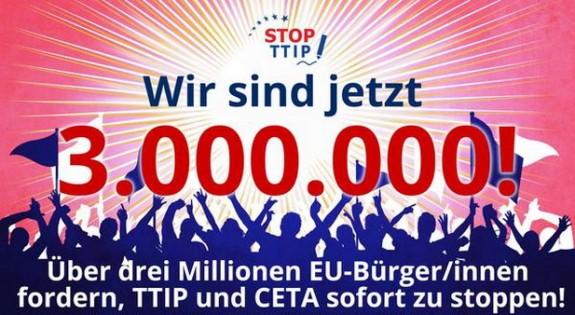 TTIP stop 3mio artikelfoto